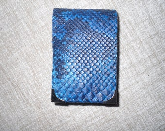 cigarette leather case