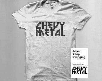 "NEW Foo Fighters ""Chevy Metal"" T shirt"