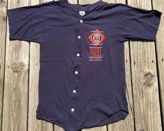 Vtg Detroit Tigers Shirt