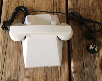 Vintage telephone from Russia without dial