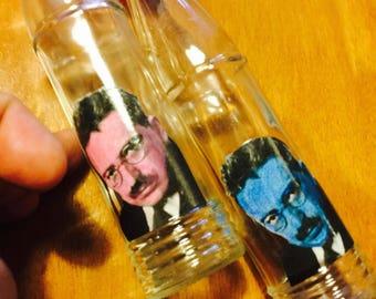 Walter Benjamin Salt & Pepper Shakers--New In Color Series
