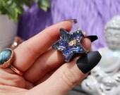 Orgonite® - Star - Kids Gift - Handmade - Orgone Generator® - Crystals - Gift - EMF Protection - Quartz - HoodXHippie
