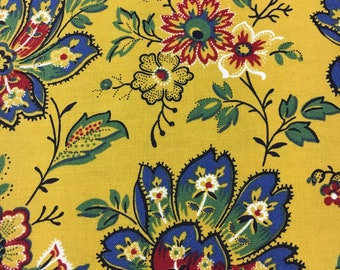 Provencal by Sand Klop of American Jane for Moda  21730 15 French Floral Yellow