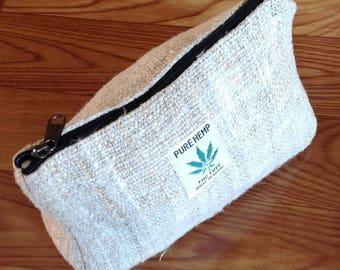 Bohemian Pure Hemp Money Bag