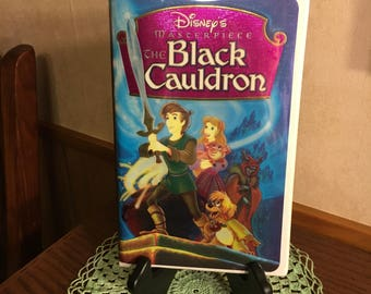 The Black Cauldron Walt Disney