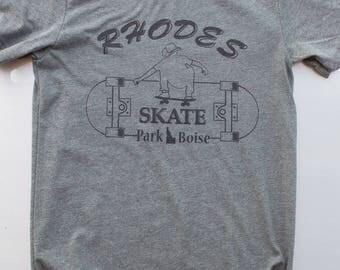 Idaho tshirt etsy for Boise t shirt printing