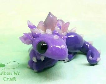 Lavali the Crystal Dragon