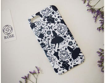 Phone Case - Alice in Wonderland (iPhone & Samsung Galaxy)