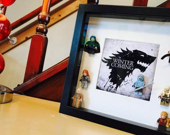 Game of Thrones Gift Frame