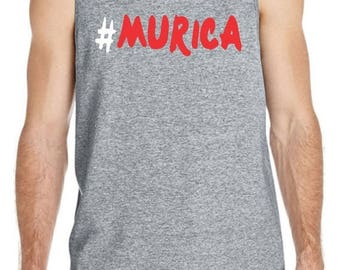 Murica t shirt etsy for T shirt printing lincoln