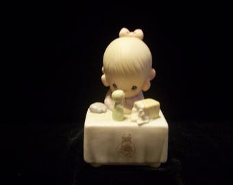 "Precious Moments ""My Happiness"" Figurine"