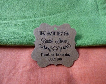 KRAFTKraft Shower Tags. Thank You Tags. From my shower to yours tag. Favor Tags. Bridal Shower Tag. Baby Shower Tag. Set of 25 to 300 pieces