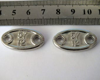 2 spacer large hole