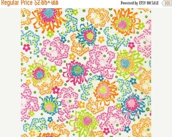 CIJSale London Calling 3 13737 - 195  Bright Lawn  Sold By The 1/2 Yard