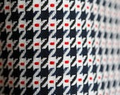 vintage woven red white b...