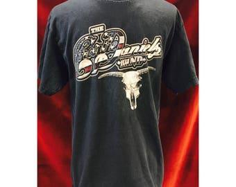 Vintage Charlie Daniels Tour Tshirt