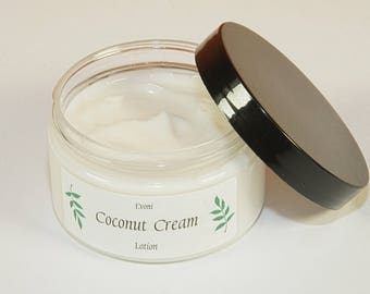 Coconut Cream Lotion