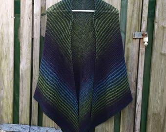 Shawl wrap scarf