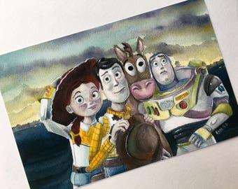 Toy Story PRINT
