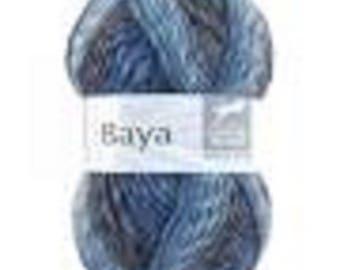 set of 10 balls BAYA blue JEAN