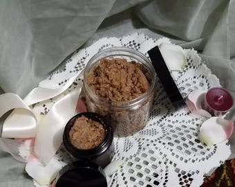 16oz Custom Sugar Scrub