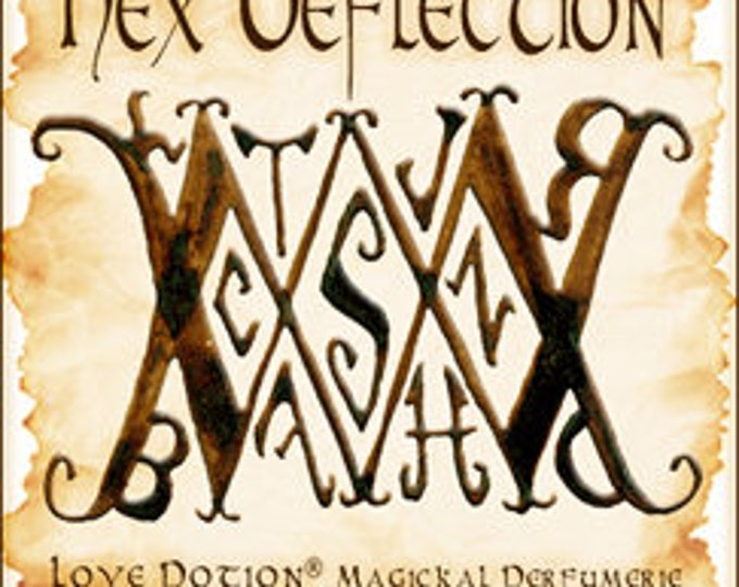 Sigil Collection 2015: Hex Deflection - Perfume Potion - Love Potion Magickal Perfumerie