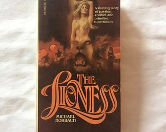 THE LIONESS (Paperback Novel by Michael Horbach)