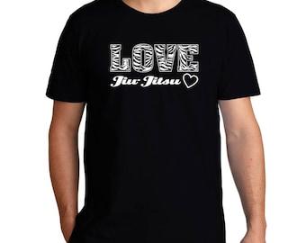 Love Jiu Jitsu T-Shirt