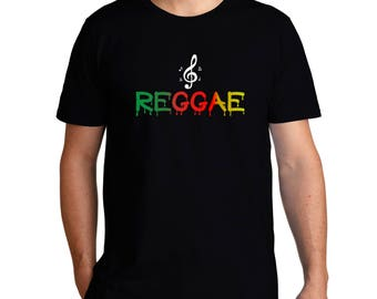 Dripping Reggae T-Shirt