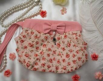 Sweet Rose Clutch