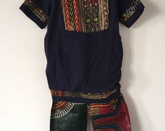 Shirt and pants DASHIKI 4-5 years