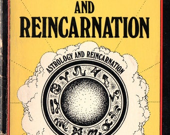 Retrograde Planets and Reincarnation by Donald H. Yott Volume 1 Astrology and Reincarnation