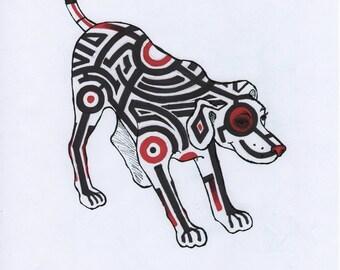 Circuit Dog by Giancarlo Venturini (sponsor and adopt)