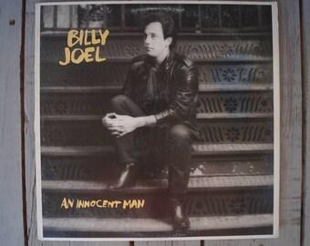 Billy Joel - An Innocent Man - Vinyl Record (1983)