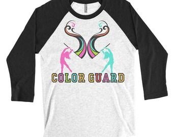 Colorguard Etsy