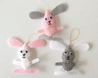 Bunny spring decoration