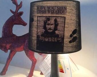 Lamp shade Harry Potter Sirius Black tattoo Death Eater