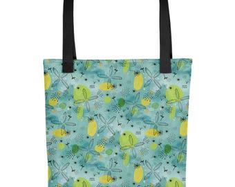 Just Beachy Tote bag   Bag   Studio Carrie   Gift