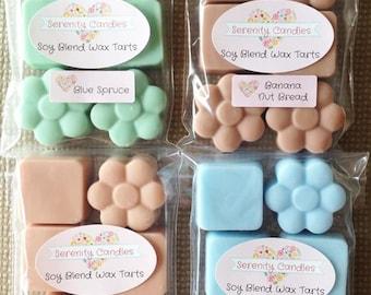 Handmade Soy Wax Tart Melts
