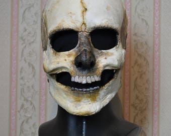Slipknot skull mask Sid replica