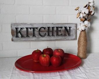 farmhouse sign, kitchen sign, farmhouse kitchen, farmhouse wall decor, farmhouse decor, kitchen wall decor, kitchen decor, handpainted signs