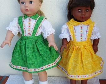 60s style skirt set