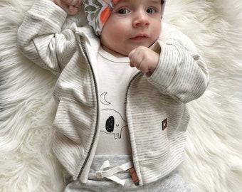 Slouch Beanie/ fox beanie hat/ fox hat/ baby boy beanie/ fox slouchy beanie/ hipster beanie/ slouchy hat/ toddler beanie/ hipster hat - Fox