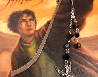 Harry Potter bookmark - Ravenclaw bookmark - Knowledge and Wisdom