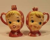 Napco Ceramic Shakers - L...