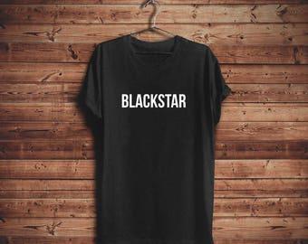 David Bowie tshirt, Blackstar shirt, Starman David Bowie gift, Bowie shirt, Ziggy Stardust shirt, Bowie t shirt, stardust, tumblr fashion