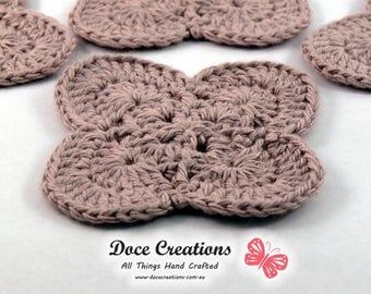 Crochet Coaster Pattern, Coaster Pattern, Coaster Tutorial, Small Doily Pattern, Easy Coaster Pattern, Beginner Crochet, DIY Crochet Coaster