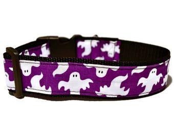 Boorific Dog Collar, Halloween Dog Collar, Boy Dog Collar, Girl Dog Collar