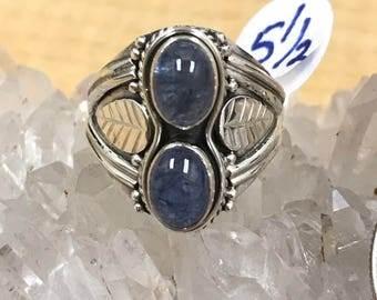 Kyanite Ring Size 5 1/2