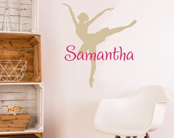 Etsy Your Place To Buy And Sell All Things Handmade - Custom vinyl wall decals dance